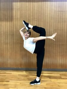 新体操クラブVctoriaRG代表コーチ